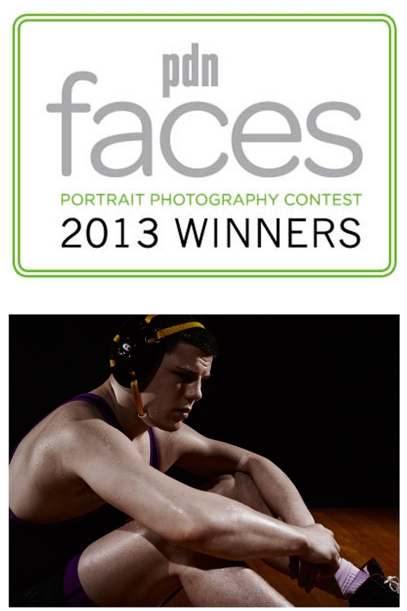 PDN Faces Portrait Photography Winner 2013